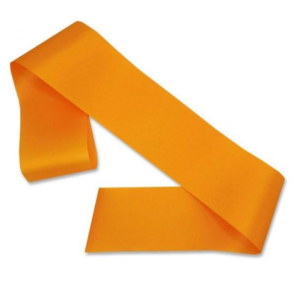 gold blank sash