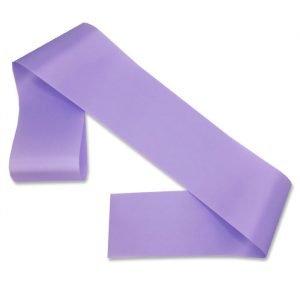 lilac blank sash
