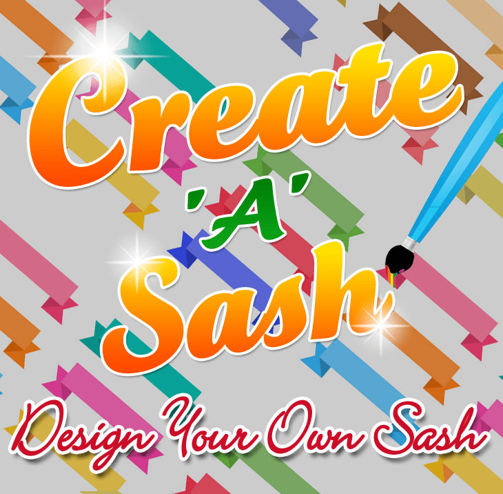 create a sash